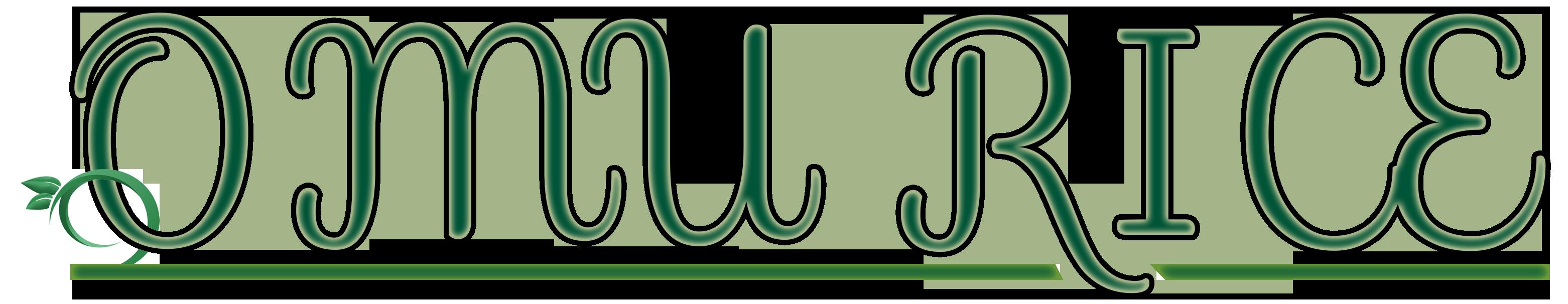 Omu Rice Logo